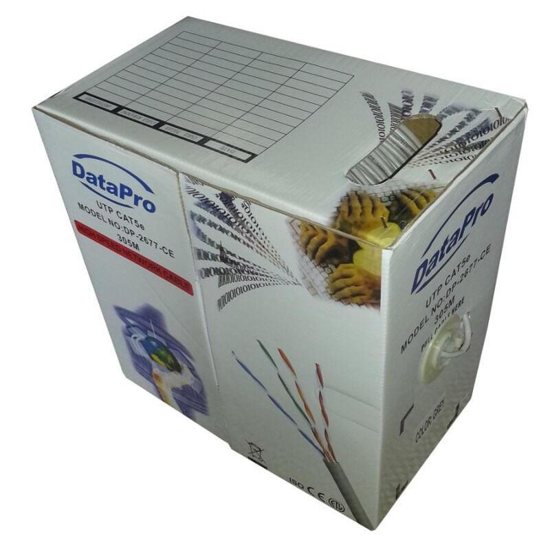 cat 5e 305metre roll box for cctv cameras etc