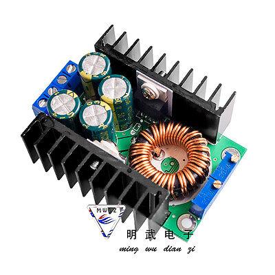 New Dc-dc Cc Cv Buck Converter Step-down Power Module 7-32v To 0.8-28v 12a 300w