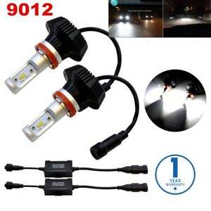 9012 led head lights