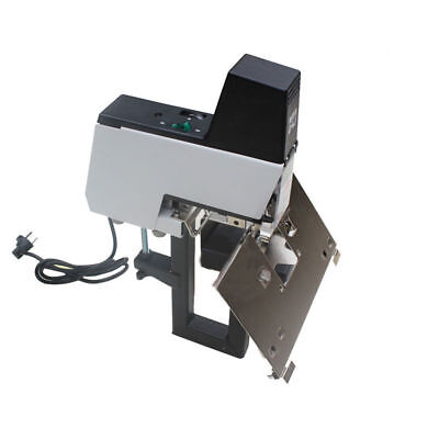 Us Electric Auto Rapid Stapler Flatsaddle Binder Machine Book Binding Machine