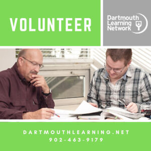 Become a Volunteer Tutor - Training Available