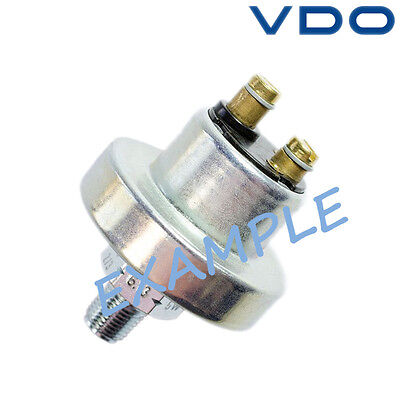 VDO Oil Pressure Switch Boat Marine 12bar Dual-Pole 230-213-002-003C