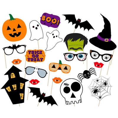 Halloween Party Masken Fotorequisiten Accessoires (Halloween 22)