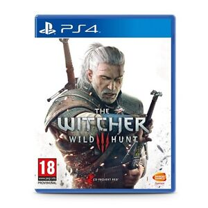 The Witcher 3 : Wild Hunt ps4 $20 Cornwall Ontario image 1