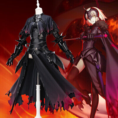 FGO Arcade FATE Avenger Type Moon Jeanne d'Arc Alter Cosplay Costume Grand Order - Arcade Costume