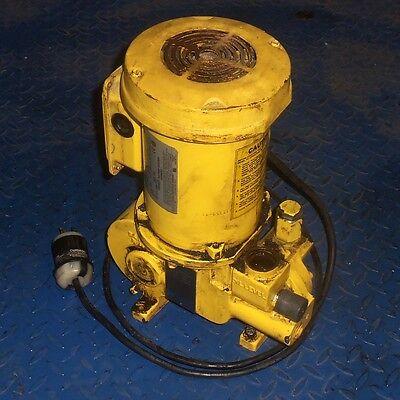 Milton Roy 1.71.6gph 100350psi Metering Pump Ra11 W 1ph 1725rpm Motor Pzb