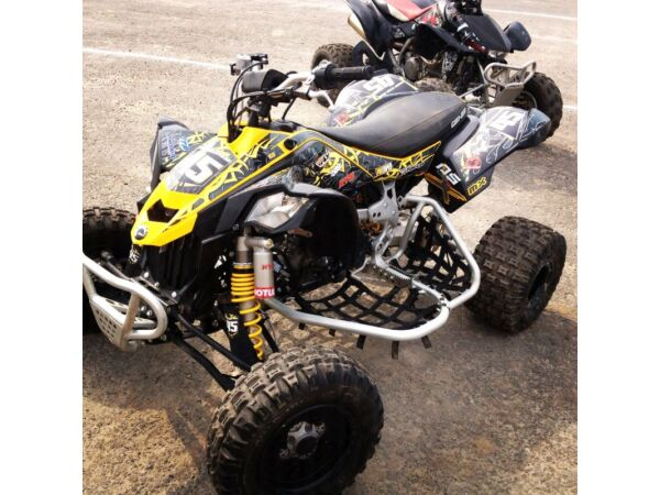 Used 2012 Can-Am Ds 450X MX