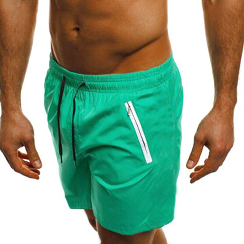 Mens Sports Jogger Boxer Shorts Swim Trunks Beach Surfing Pants Casual Bottoms Clothing, Shoes & Accessories