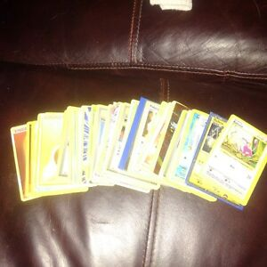 Pokemon cards from 1999 and 2008 Cambridge Kitchener Area image 1
