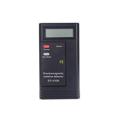 Digital Lcd Electromagnetic Radiation Detector Emf Meter Dosimeter Equipment Tm