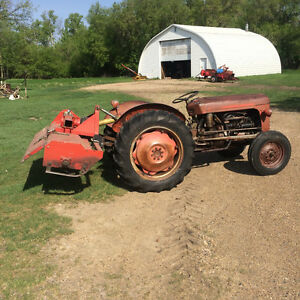 Massey Ferguson 35,135, 50, 65, and 165 Tractor Parts