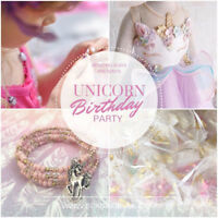 Mississauga Unicorn birthday parties girls ages 6,7,8, 9 and up