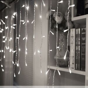 5 meters of curtain lights ( new)