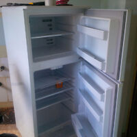 Apartment size fridges from $250-$400