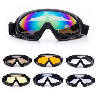 Snow Ski Goggles Snowboard Winter Sports Anti-Fog Glare Lens UV400 (Snow Glare)