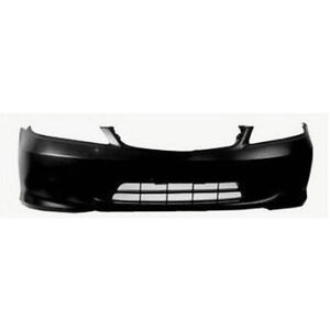 NEW PAINTED HONDA CIVIC BUMPERS +FREE SHIPPING