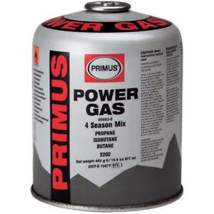 Primus Power Gas - 450 Butane/Propane Canister - 4 Season Mix