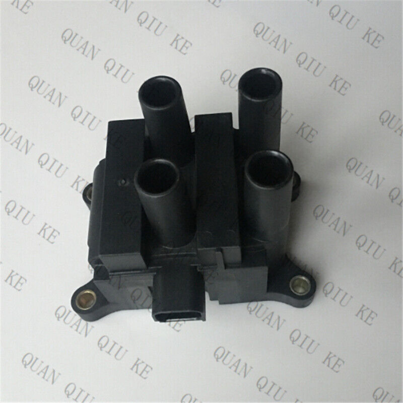 For 1PC PERFORMANCE IGNITION COIL UF654 C1748 UFD498BY Ford Fiesta 1.6L L4 11-14