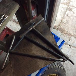 t handle allen keys Cambridge Kitchener Area image 1