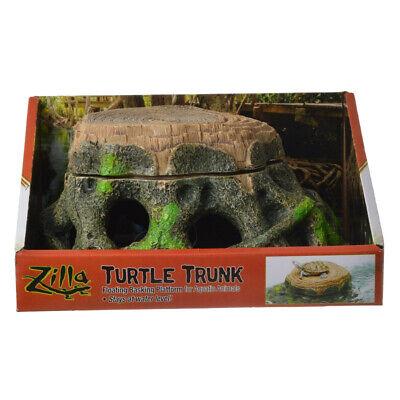 Zilla Freestanding Floating Basking Platform - Turtle -