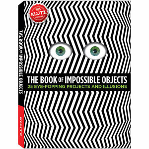 The Book of Impossible Objects Kitchener / Waterloo Kitchener Area image 1