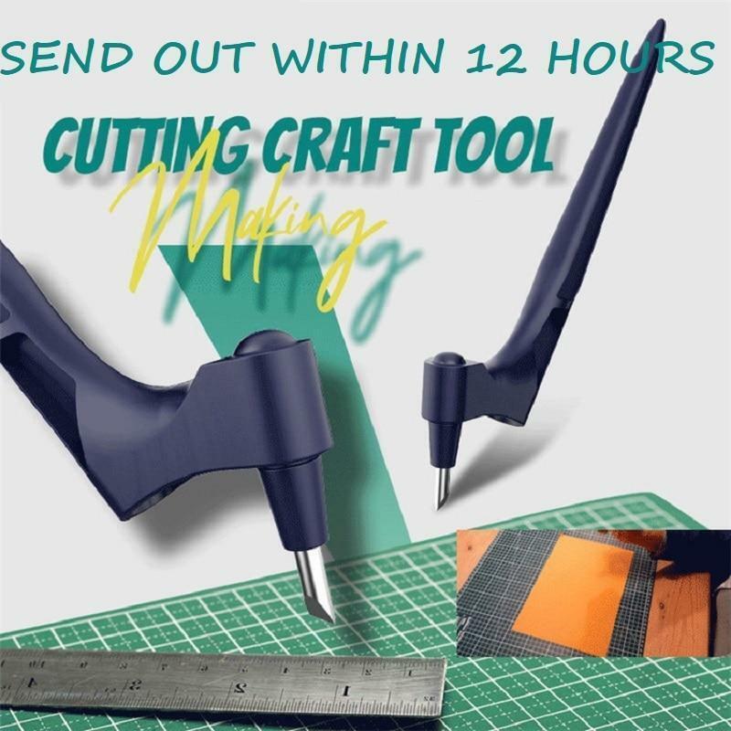 Craft Cutting Tools 360 Rotating Blade Paper-Cutter 3 Replace Blade Craft Cuttin