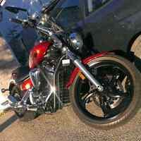 Yamaha Stryker low kms 2011