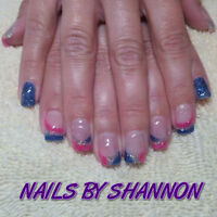 Nails by Shannon - Sculpted Gel Nails