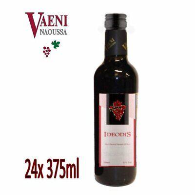 Imiglykos Ideodis Vaeni Naoussa 24x 375ml Rotwein halbsüß