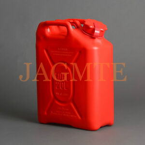 Scepter MFC 20L/5Gal - RED - Military Fuel Gas Can