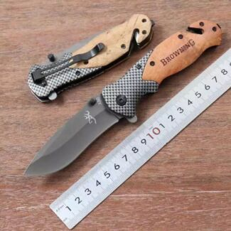New Browning knife tool with line cutter