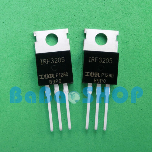 5pcs ~ 100pcs New IRF3205 IRF 3205 HEXFET Power MOSFET 55V 110A TO-220 IR