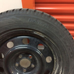 Ford Taurus Tires 2012