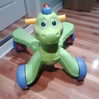 Dinosaure trotteur Fisher Price/Fisher Price Go Baby Go dino