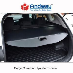 Cargo Cover Anti-Theft Shield For 2016-2018 Hyundai Tucson