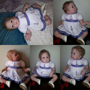 Reborn Baby girl Doll READ POST BEFORE REPLYING THANKS