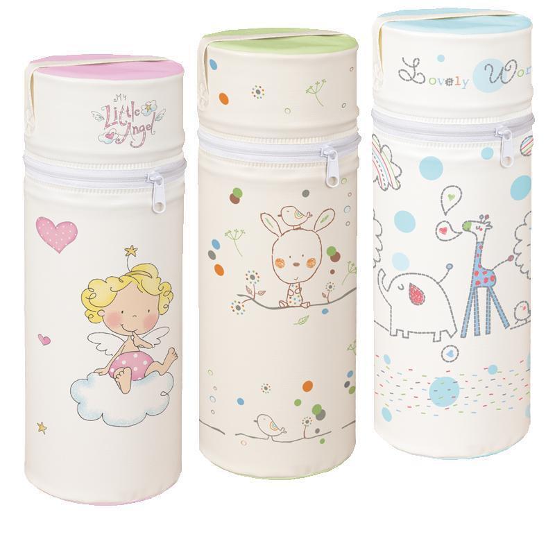 Isoliertasche,Thermobox für Babyflasche, verschiedene Muster