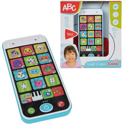 e für Kleinkinder Telefon Babytelefon Spielzeughandy NEU (Für Kleinkinder)