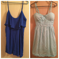 Women's Large and X-Large Summer Dresses