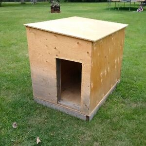 Large Insulated Doghouse