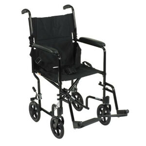 New in Box Transport Wheelchair - No Tax On Sale!