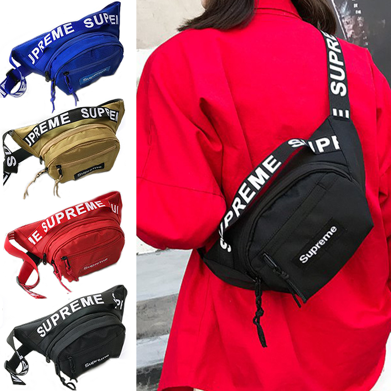 Unisex Waist Bag Mens Fanny Pack Fashion Camping Waist Pouch