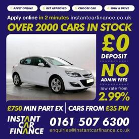 Vauxhall/Opel Astra 1.6i VVT 16v ( 115ps ) 2013MY SRi