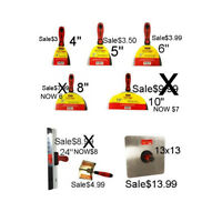 Top Quality Scraper / Taping / Putty Knives, Corner Trowel and A