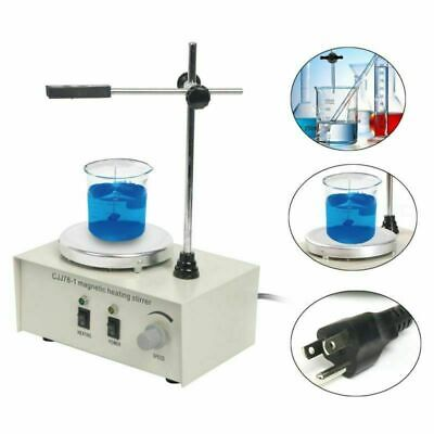 110v60hz Hot Plate Magnetic Stirrer Heating Plate Electric Mixer 1000mlus Stock