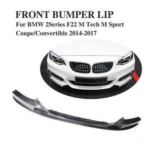 BMW F22 220i 228i 235i 240i m235 MP Style Carbon Fiber Front Li