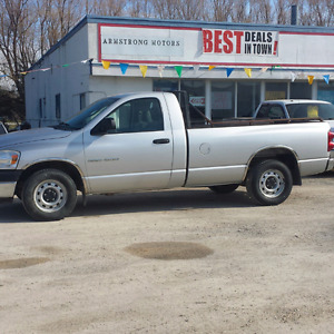 2007 Dodge Ram 1500 ST Safetied Pickup