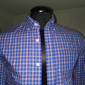 Johnston & Murphy Slim Fit Washed Shirt North Shore Greater Vancouver Area image 2