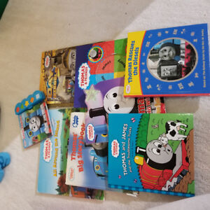 Lot/Collection of Thomas the Train books!