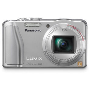 CAMERA: PANASONIC LUMIX DMC-ZS20 DIGITAL CAMERA